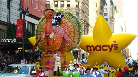 history   macys thanksgiving day parade