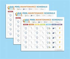 How To Create A Maintenance Schedule For Your Pool