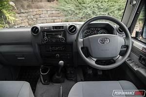2017 Toyota Landcruiser 70 Series Gxl Wagon Review  Video