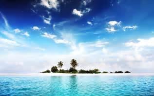 Cool Desktop Backgrounds Island