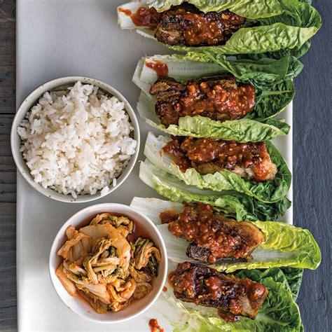 korean grilled pork belly williams sonoma taste