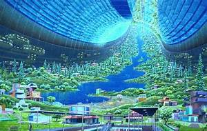 Space Colonization - Pics about space