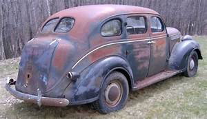 1938 Dodge 4 Door Sedan Parts Car For Sale In Isle  Minnesota  United States