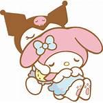 Desktop Sanrio Kitty Hello Melody Pals Gal