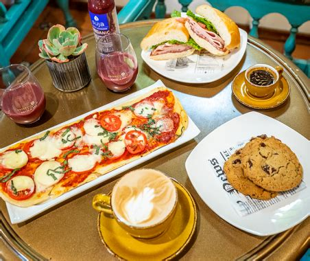 Merit coffee co.we last updated this page with new coupon codes on march 30, 2021. La Jolla Restaurants & Dining   Estancia La Jolla - Dining