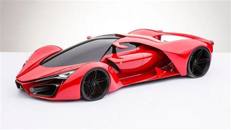 Ferrari f80 supercar concept by adriano raeli. Designer Adriano Raeli unleashes the Ferrari F80 concept ...