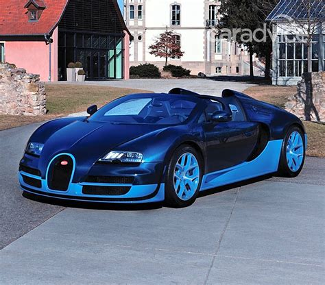 There's not much information surrounding his concoction, other than what you can see in the image above. Bugatti Veyron Grand Sport Vitesse specifications revealed ...