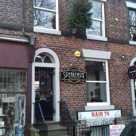 Chorley's Inns and Taverns: Speakeasy Bar