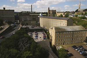 The Dean Clough Mills - Culture & Art - Halifax - West ...