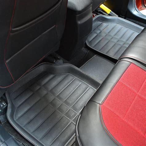 rear floor mats universal car floor mats floorliner front rear carpet all