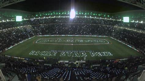 laser light show  allianz stadium  noberasco youtube