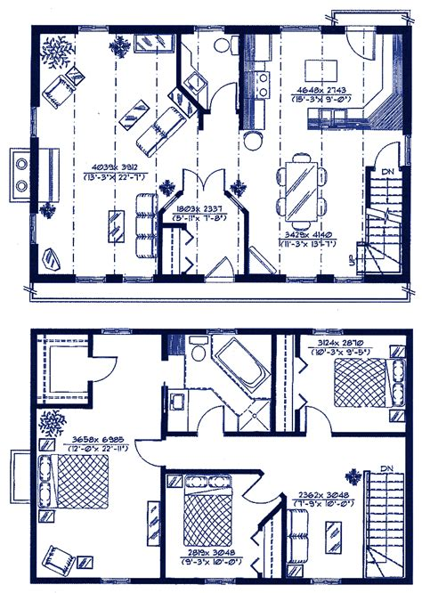 gambrel house plans gambrel house plans gambrel type economical house plans little houses pinterest gambrel