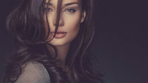 Black Brunettes by How To Get A Brown Hair Color That Has Movement L