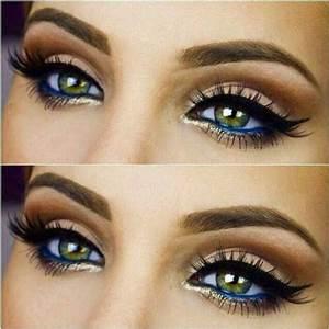 Maquillage Mariage Yeux Vert : avis maquillage yeux verts beaut forum ~ Nature-et-papiers.com Idées de Décoration