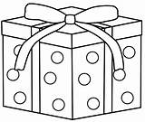 Coloring Gift Popular sketch template