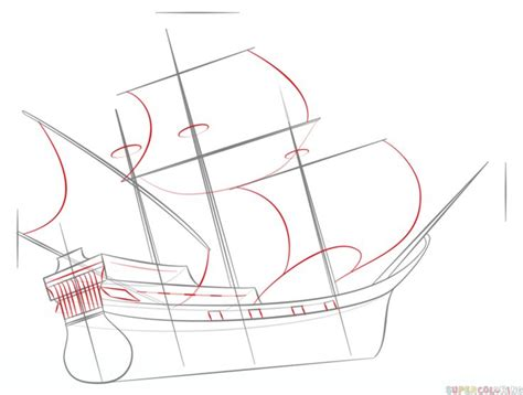 How To Draw A Pirate Boat by 25 Best Ideas About Pirate Ship Drawing On