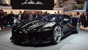Première Voiture Au Monde : bugatti pr sente la voiture noire l automobile neuve la plus ch re du monde sur ~ Medecine-chirurgie-esthetiques.com Avis de Voitures