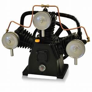5 Hp Air Compressor Pump  18 Cfm
