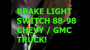 Chevy Brake Light Switch Wiring Brake Light Wiring Diagram