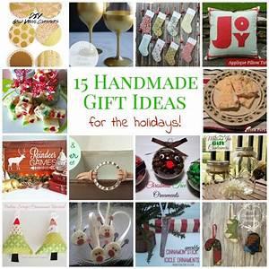 15 Handmade Gift Ideas