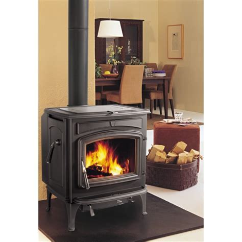 Jotul F 50 TL Rangeley Wood Stove   Fireplaces