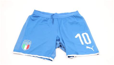 Welcome to the home of insigne europe. Insigne's Match Kit, Portugal-Italy 2018 - CharityStars