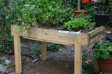 build a really raised bed walter reeves the