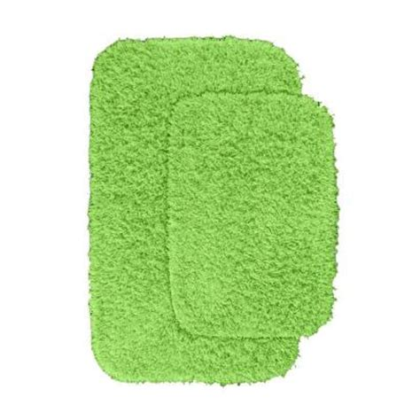 garland rug jazz lime green      washable