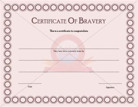 Free Word Templates Part 2 Certificate Templates Free Printable Certificate