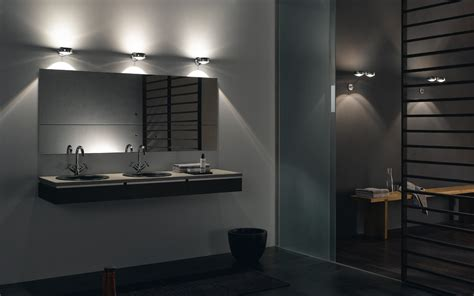 Outstanding Bathroom Lighting Over Mirror  Bathroom Over