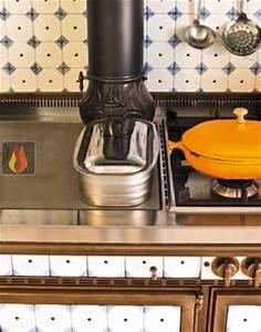 Plaque Gaz Et Electrique : piano de cuisson bois gaz et lectrique 120cm avec 2 fours et plaque de cuisson ~ Nature-et-papiers.com Idées de Décoration
