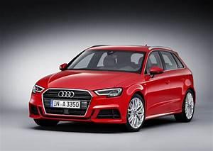 Cote Audi A3 : nouvelle audi a3 2016 un restylage technologique pour l 39 a3 l 39 argus ~ Medecine-chirurgie-esthetiques.com Avis de Voitures