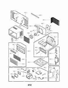 Lg Model Lw1010er Air Conditioner