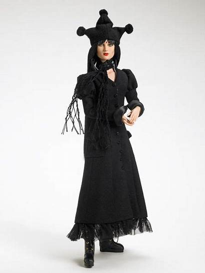 Dreary Sister Doll Tonner Barbie Darkness Covered