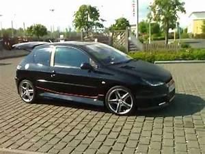 Peugeot 206 Tuning - 2011 Zwischenstop - YouTube