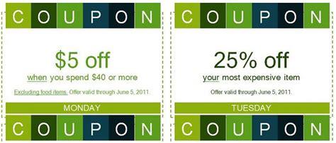 free printable coupon templates free coupon templates word editable printable template section