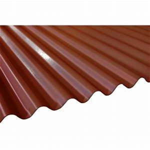 20 ft terra cotta deep corrugated steel roof panel rf With 20 ft corrugated metal roofing
