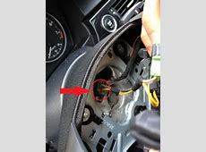 Swapped from nonsport > Msport steering wheel Airbag