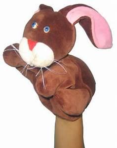 Marionnette à Main : marionnette lapin marionnette main lapin marionnette 5 doigts lapin marionnette gant lapin ~ Teatrodelosmanantiales.com Idées de Décoration