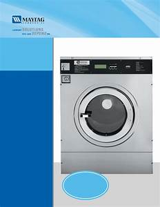 Maytag Washer Mfr80pd User Guide
