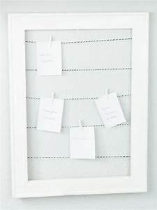 Kork Pinnwand Ohne Rahmen : diy pinnwand excellent diy pinnwand aus holzrahmen ~ Michelbontemps.com Haus und Dekorationen