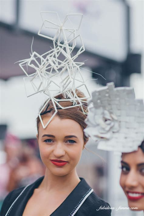 millinery trends melbourne spring racing carnival