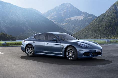 2014 Porsche Panamera Diesel Review - Top Speed