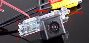 Car Intelligent Parking Tracks Camera For Jaguar F  Hd Back Up Reverse Camera