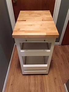 Kitchen, Cart, With, 2x4s
