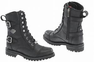 Harley Davidson Stiefel Boots : harley davidson damen stiefel balsa schwarz im ~ Jslefanu.com Haus und Dekorationen