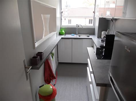 amenagement cuisine 12m2 cheap amenagement cuisine m agencement des meubles de