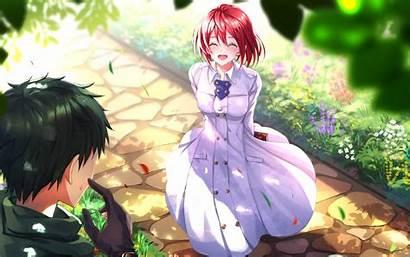 Snow Hair Anime Wallpapers Background Shirayuki Desktop