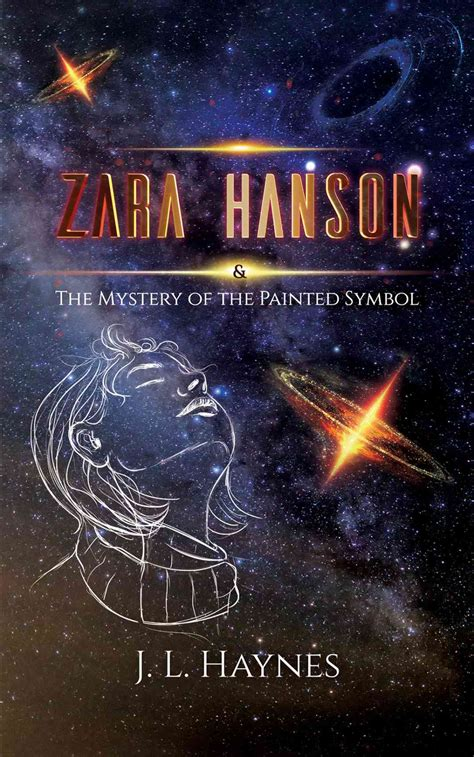Zara Hanson & The Mystery of the Painted Symbol | Book