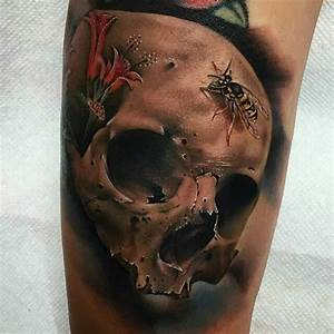 Skull Realistic Tattoo | Best Tattoo Ideas Gallery